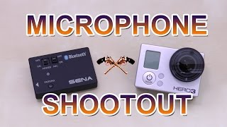 Mic shootout: GoPro vs SENA GoPro Pack  ((EN))