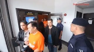 Sabah fund misappropriation scandal: Remand extended for three politicians