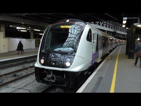 Trains @ London Paddington Railway Station - 5th June 2018