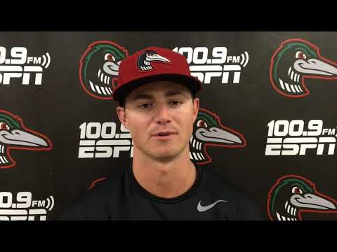 Former CMU standout Zach McKinstry tries to work way back up Dodgers' system