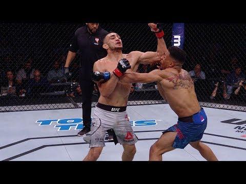 UFC 216: Fight Motion