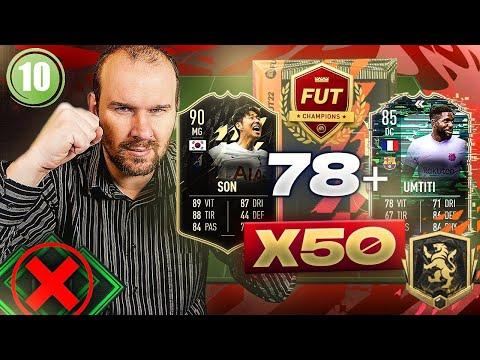 FIFA 22 - MA NOUVELLE TEAM A 0€ ET MES RECOMPENSES RIVALS D3 ! Episode 10