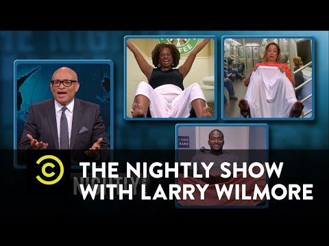 The Nightly Show - The Right's Choice - Pap Smears - Holly Walker, Robin Thede and Mike Yard