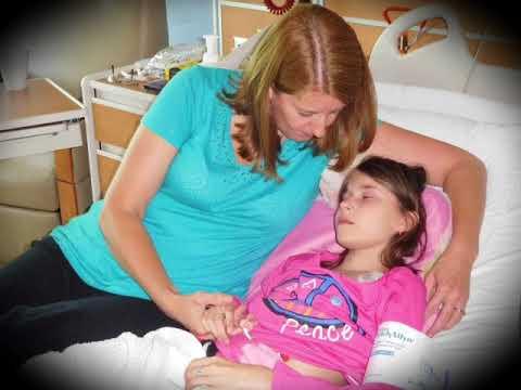 Juliana's battle against rhabdomyosarcoma