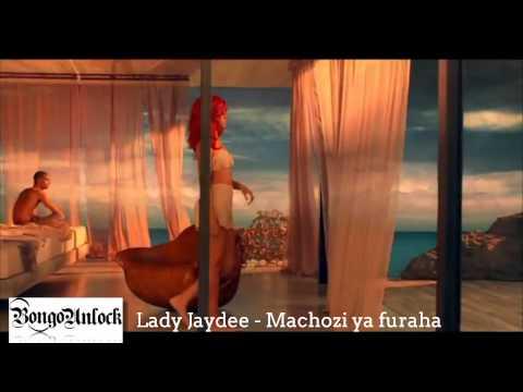 Lady Jaydee - Machozi ya furaha  [ bongounlock edited version]