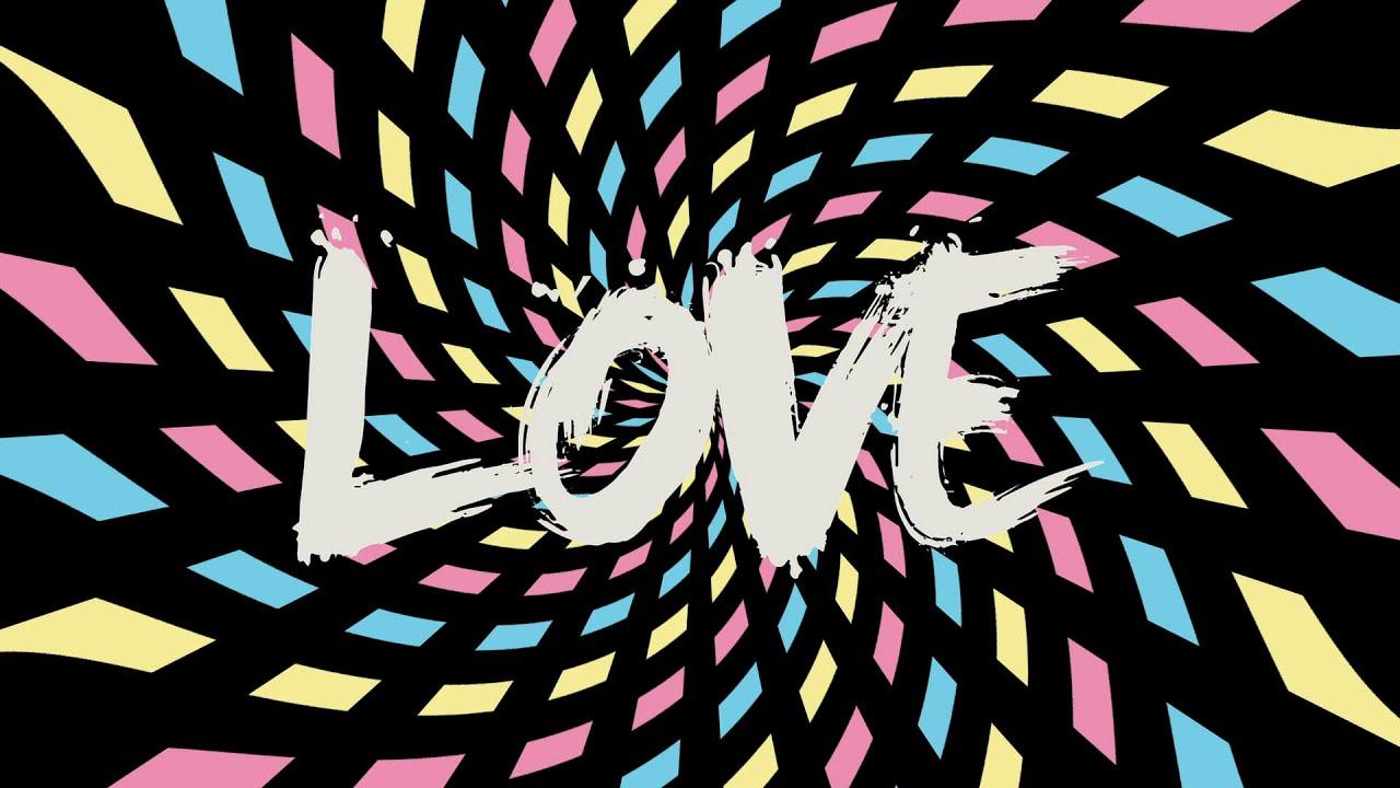Dig the Kid - Love  (Lyric Video)