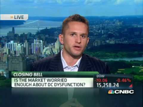 Josh Barro To Rick Santelli   'I Think The President Understands The Bond Markets Better Than You Do