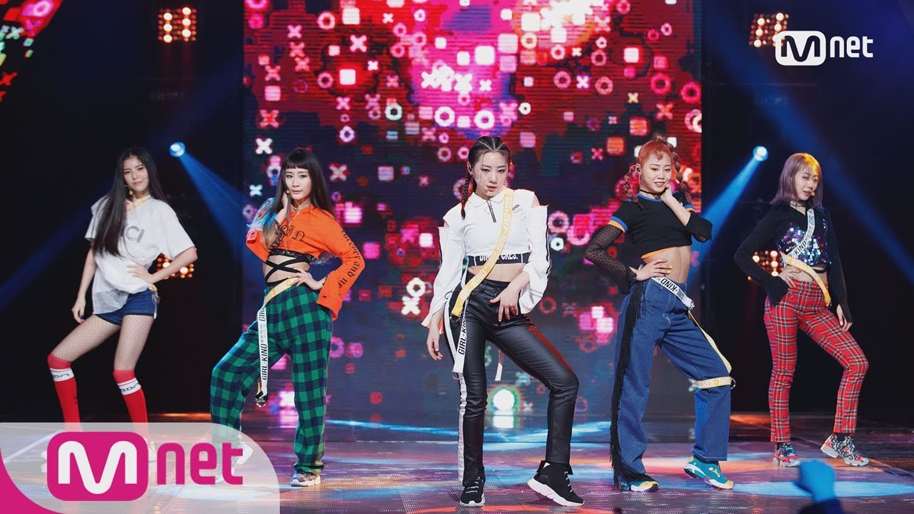 180118 Mnet M!Countdown