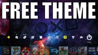 FREE PS4 THEME - PlayStation E3 2018 QUEST