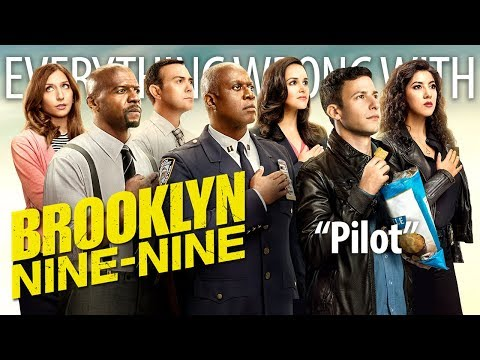 """Everything Wrong With Brooklyn Nine-Nine """"Pilot"""""""