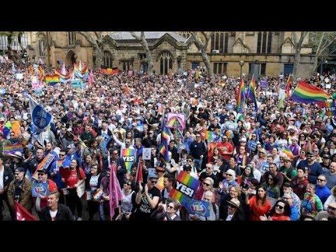 KTF News - Australian Political Leaders Support Same Sex Marriage