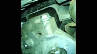 trzeszczenie poduszki lewej silnika passat b6 1 9tdi bkc