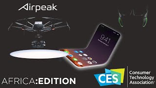CES 2021 Highlights, LG Rollable Phone, Folding iPhone, Sony Airpeak, Project Hazel and much more