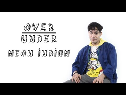 Neon Indian Rates Ted Cruz, Guy Fieri and Patrick Stewart | Over/Under