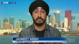 YouTuber Jus Reign Got Racially Profiled by the TSA | What's Trending Now