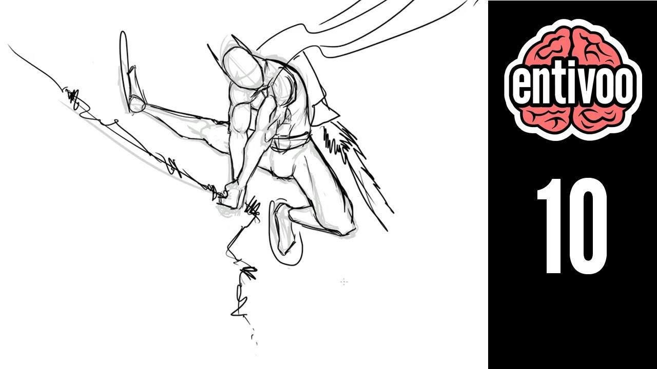 Aprende a dibujar los msculos del cuerpo humano  YouTube