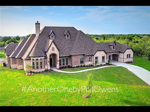A Brand New Mini Mansion For Sale in Rockwall Texas by Phil Owens
