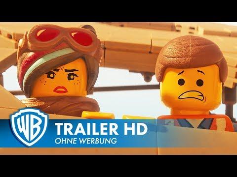 THE LEGO® MOVIE 2 - Trailer #1 Deutsch HD German (2019)