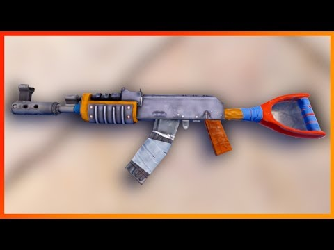 Rust Academy: HOW TO CONTROL NEW AK-47 RECOIL | LEARNABLE TRACK