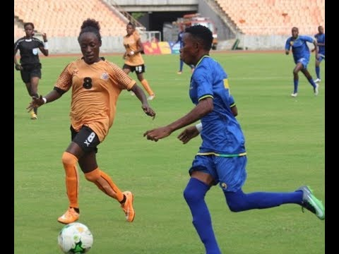 FULL HIGHLIGHTS: TWIGA STARS 3-3 ZAMBIA (Kufuzu AFCON - 4/4/2018)