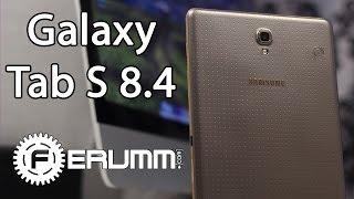 видео Samsung Galaxy Tab S 8.4 - обзор планшета