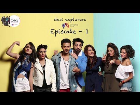 Desi Explorers Yas Island - Episode 1