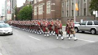 Remembrance Day Parade 2007 - Toronto - Bloor Street  #2