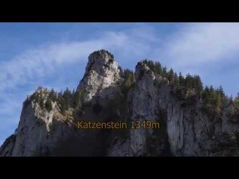 Tour auf den Katzenstein 25.10.2015