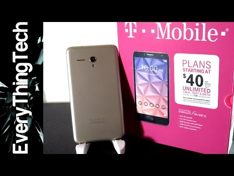 Alcatel One Touch Fierce XL Reviews, Specs & Price Compare