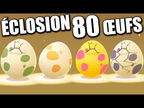 OUVERTURE DE 80 ŒUFS ! - POKÉMON GO thumbnail