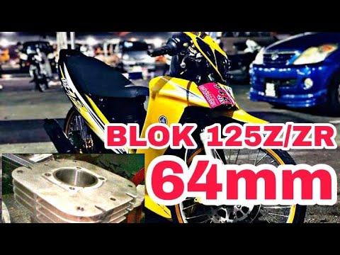 BLOK 125Z/ZR SAIZ 64MM