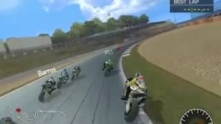 MotoGP 2 gameplay PC (Suzuka - Japan) -V.Rossi