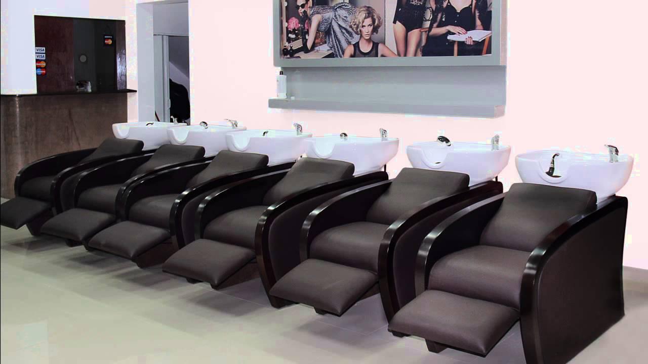 Fabricas De Muebles De Peluqueria : Industria flores muebles de peluqueria spa youtube
