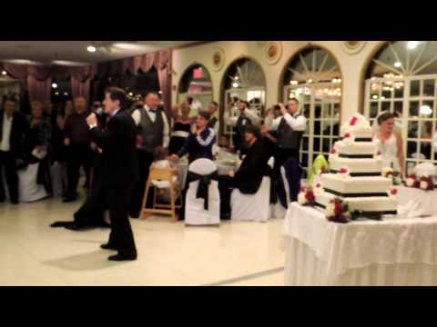 Rene Rancourt wedding appearance