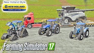 "[""New"", ""Holland"", ""Style"", ""New Holland Style"", ""Farming Simulator 2017"", ""Mods"", ""FS 2017"", ""LS17"", ""LS17 Combines"", ""FS17 Tractors"", ""Tractors"", ""Combines"", ""farming simulator 17"", ""fs17"", ""farming simulator"", ""farming"", ""tractor"", ""fs 17"", ""ls 17"", ""l"
