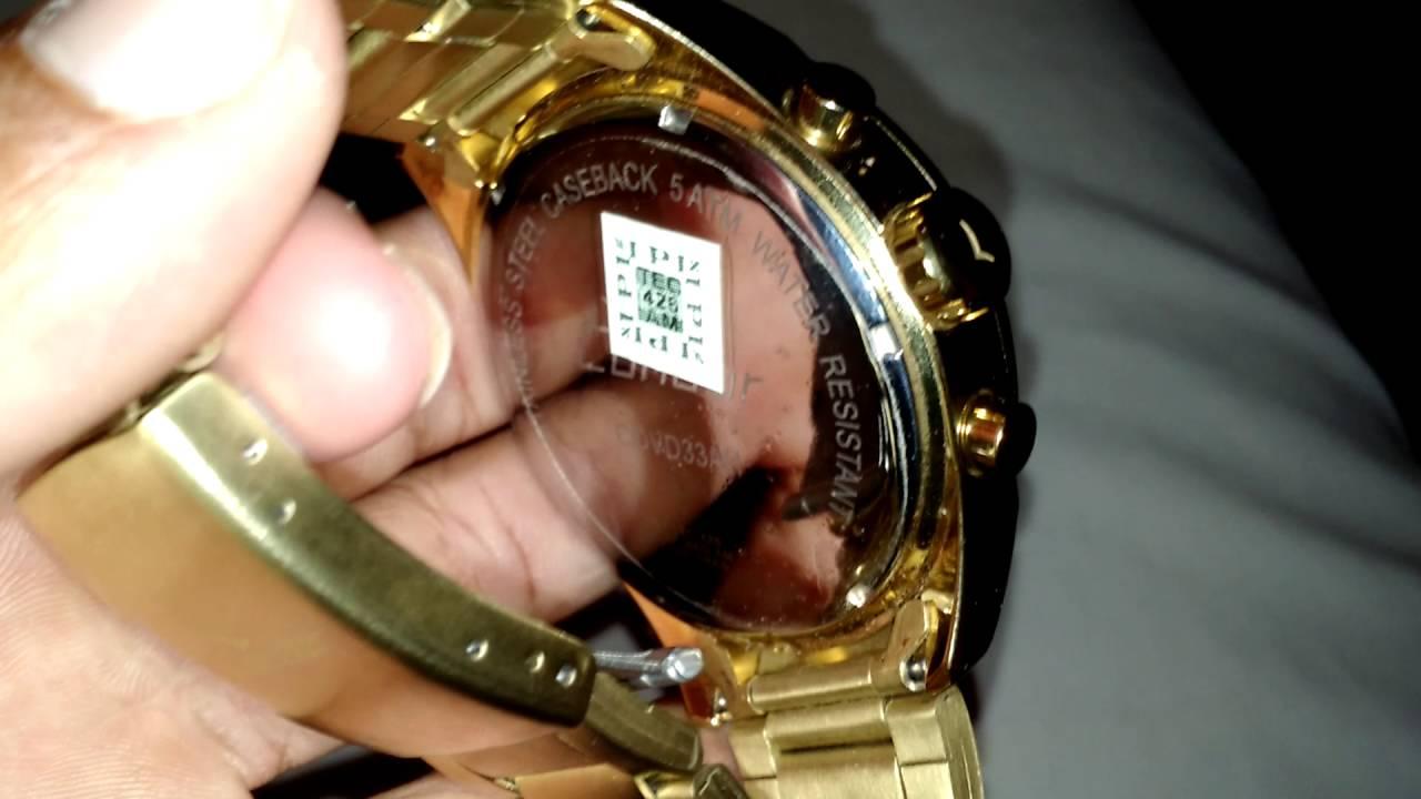 9042265c051 UNBOXING Relógio da condor - YouTube