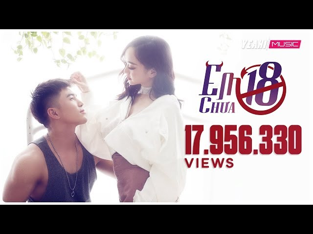 Em Chưa 18 | WILL - LOU HOÀNG - KAITY NGUYỄN | Em Chưa 18 OST | Official Lyric Video