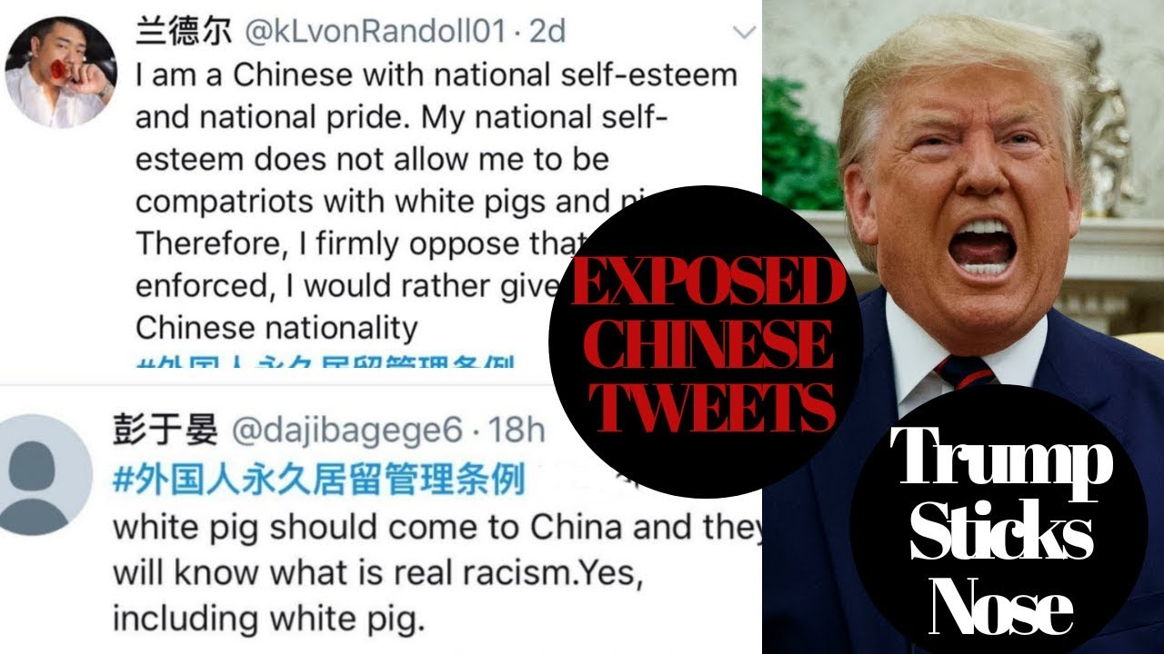 Shocking Chinese Tweets Reveal True Feelings Toward Americans Becoming Permanent Residents In China
