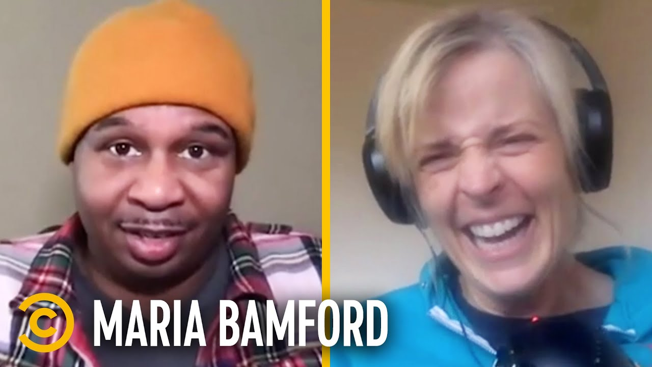 Maria Bamford and Roy Wood Jr. React to Their Old Sets - Stand-Up Playback