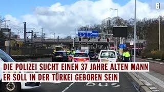 Utrecht, Niederlande: Schüsse in Straßenbahn
