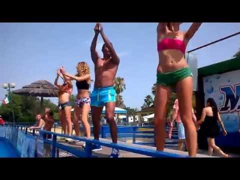 Limbo - balli di gruppo MIAMI BEACH ACQUAPARK