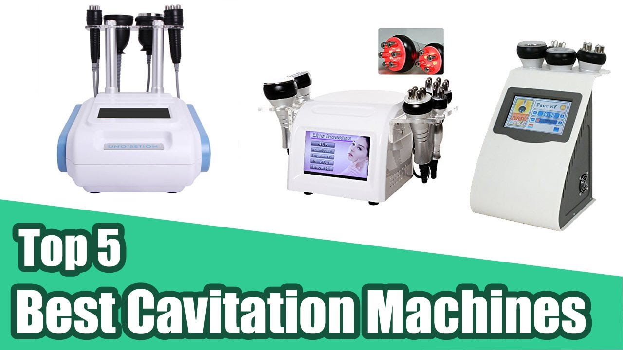 Top 5 Best Cavitation Machines Reviews 2020 - YouTube
