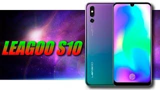 Leagoo S10 - вот почему китайские смартфоны покорят мир! Копия Huawei P20 Pro в лучшем виде!
