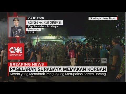 3 Orang Tewas, Inilah Kronologi Jatuhnya Korban pada Pagelaran 'Surabaya Membara' Mp3