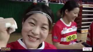 釜山国際親善大会2018 GAME3 vs 釜山BISCO