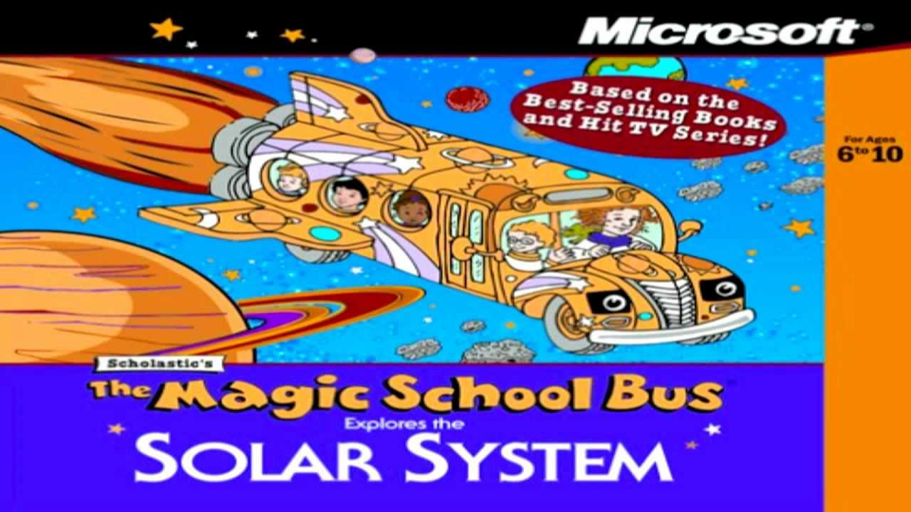 The Magic School Bus Explores The Solar System OST ...