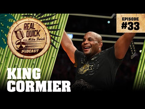 EP #33: King Cormier - The Guys Call Daniel Cormier, Recap UFC 226, & Cover Top Headlines