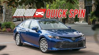 2018 Toyota Camry Hybrid | Quick Spin