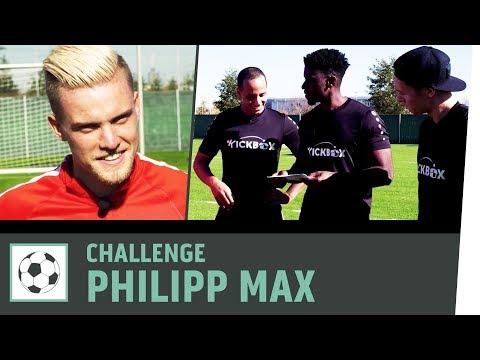 Präzisionsschießen vs. Philipp Max | FC Augsburg | 2. Staffel | Kickbox