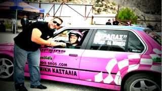 πετρουλα at international drift show 2012 zakynthos